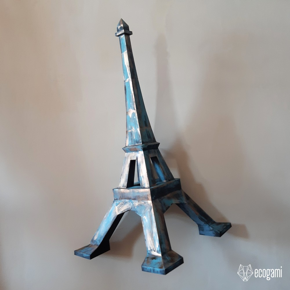 Eiffel tower trophy