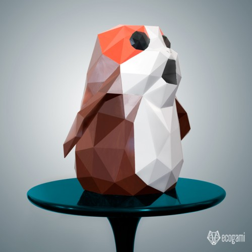 Porg of Star Wars