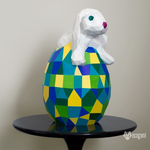 Easter bunny I