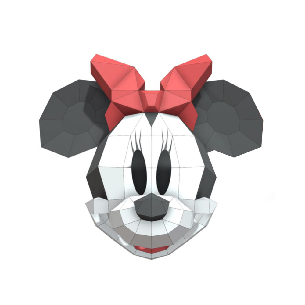 Gluestick Minnie Mouse