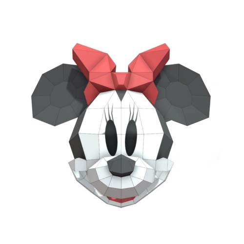 Mask Minnie Mouse