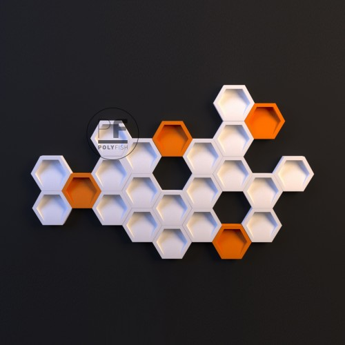 Honeycomb Decor